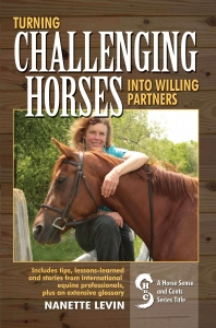Find easy ways to reach the difficult horse