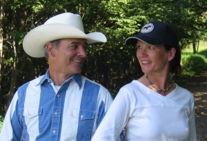 Bob Jeffreys and Suzanne Sheppard of Two as One