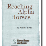 Reaching Alpha Horses e-booklet cover