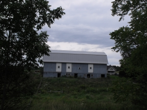 halcyon acres truss barn