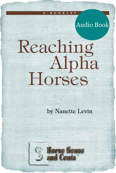 Reaching Alpha Horses audiobook