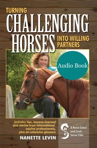 Free Turning Challenging Horses Into Willing Partners audio book