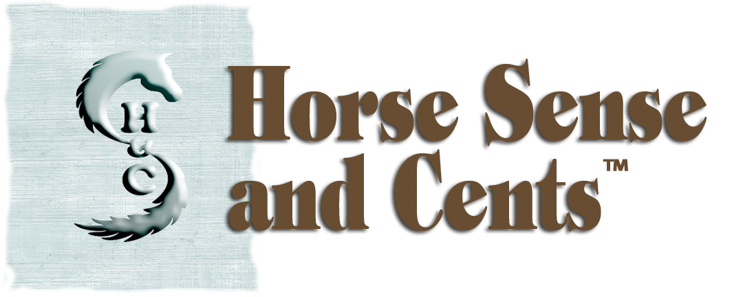 Horse Sense and Cents